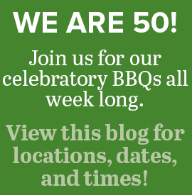 Blog Post Image Our 50th Anniversary!!