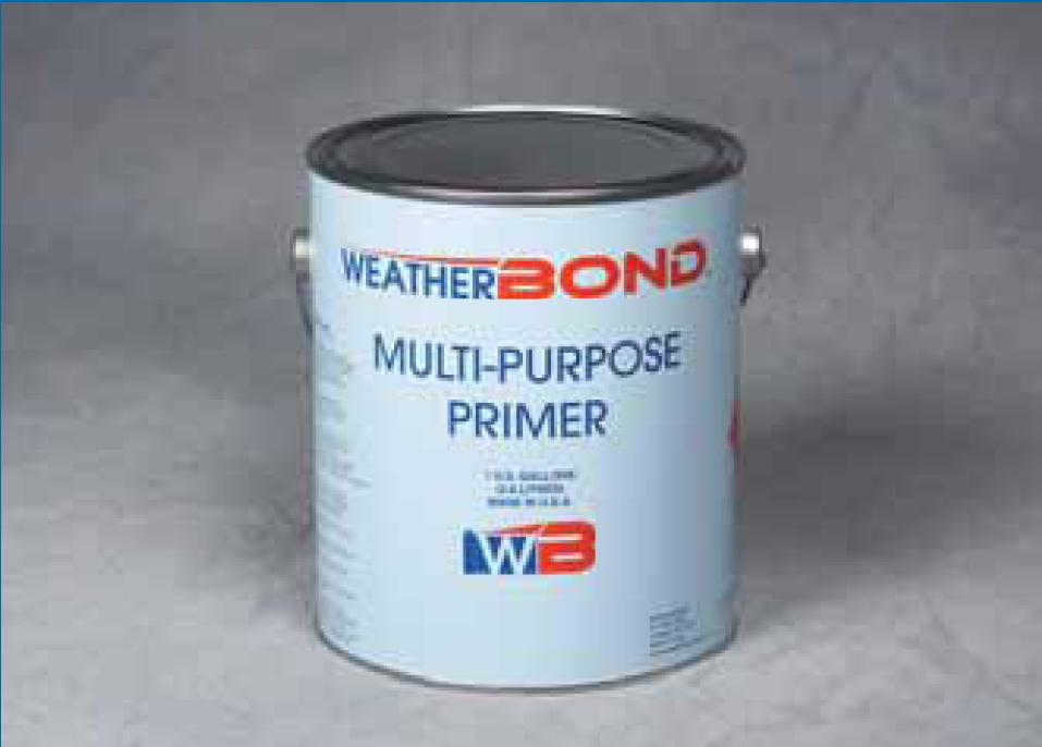 Weatherbond Multi Purpose Primer Washington Cedar And Supply