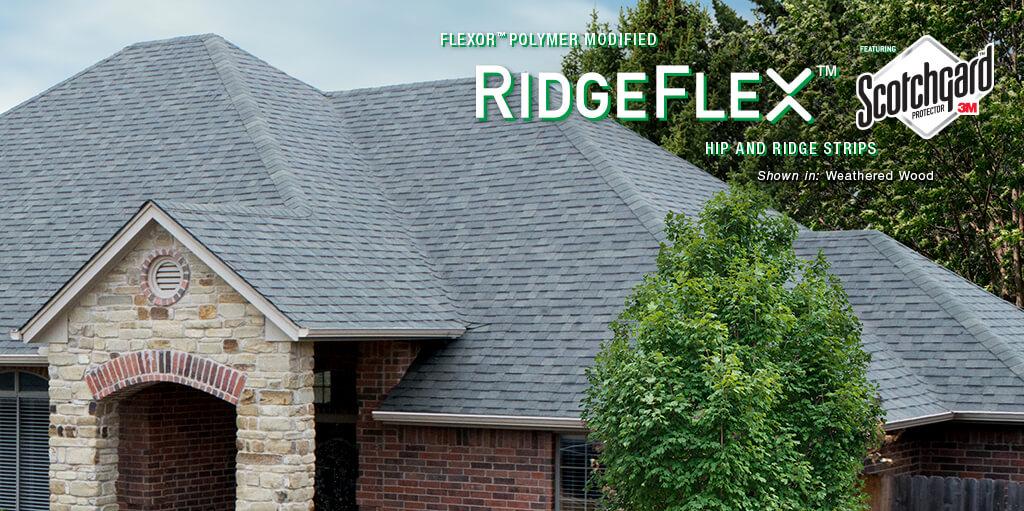 Malarkey 12 Quot Ridgeflex Hip And Ridge Washington Cedar
